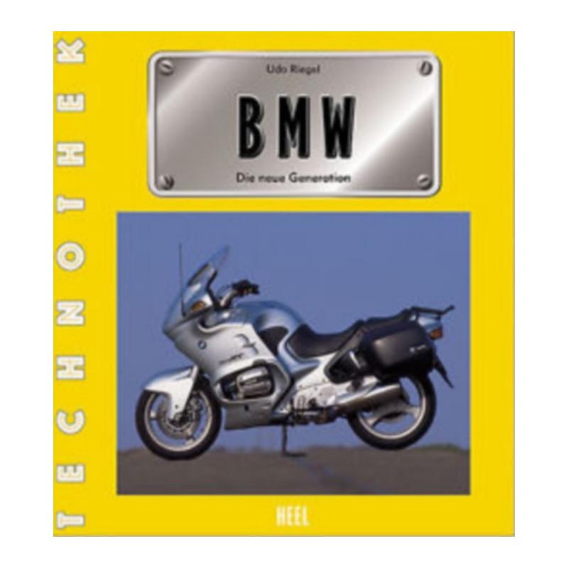 BMW - DIE NEUE GENERATION TECHNOTEK Librairie Automobile SPE 9783893656226