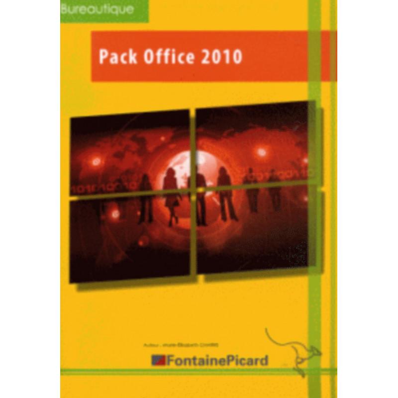 PACK OFFICE 2010 DÉCOUVERTE ET INITIATION TOUT NIVEAU / OF10 Librairie Automobile SPE OF10