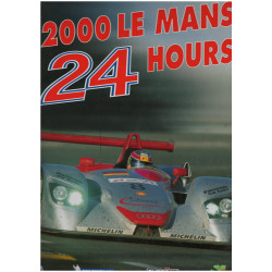 2000 LE MANS 24 HOURS Librairie Automobile SPE 9782940125500