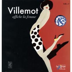 VILLEMOT - AFFICHE LA FEMME Librairie Automobile SPE 9782911855900