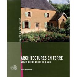 ARCHITECTURES EN TERRE Librairie Automobile SPE 9782355070211