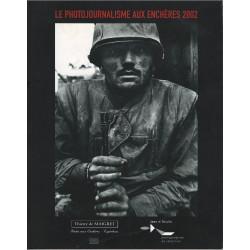 LE PHOTOJOURNALISME AUX ENCHÈRES 2002 - Catalogue Vente aux enchères 2002 Drouot-Richelieu Librairie Automobile SPE Enchères