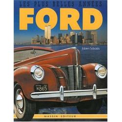 LES PLUS BELLES ANNÉES FORD Librairie Automobile SPE 9782707201881