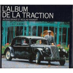 ALBUM TRACTION Librairie Automobile SPE 9782851200730