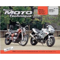 REVUE MOTO TECHNIQUE HONDA 1000 VTR de 1997 à 2003 - RMT 111 Librairie Automobile SPE 9782726891452