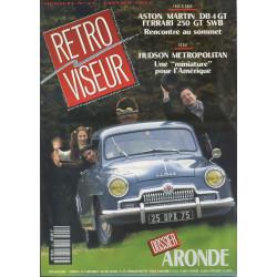 RETRO VISEUR HUDSON METROPOLITAIN N°41 Librairie Automobile SPE RETRO VISEUR N°41