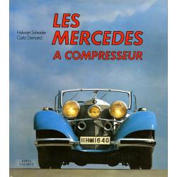 LES MERCEDES A COMPRESSEUR Librairie Automobile SPE 972880010720