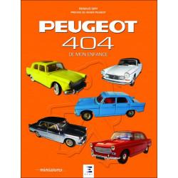 PEUGEOT 404 DE MON ENFANCE Librairie Automobile SPE 9791028301293