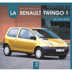LA RENAULT TWINGO 1 DE MON PÈRE Librairie Automobile SPE 9791028301156