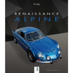 RENAISSANCE ALPINE (COFFRET) Librairie Automobile SPE 9791028300715