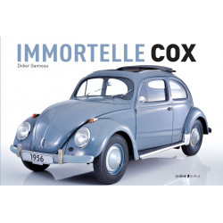 IMMORTELLE COX Librairie Automobile SPE 9782851208446