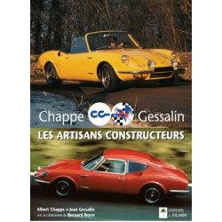 CG CHAPPE ET GESSALIN - ARTISANTS CONSTRUCTEURS Librairie Automobile SPE 9782914920339