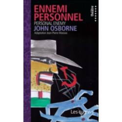 Ennemi personnel Librairie Automobile SPE 9782915459487