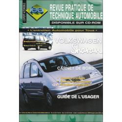 REVUE TECHNIQUE AUTOMOBILE VOLKSWAGEN SHARAN Ess et D Librairie Automobile SPE 3176420603002