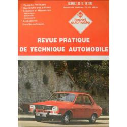 REVUE TECHNIQUE AUTOMOBILE RENAULT 12 TL R1170 Librairie Automobile SPE 3176420306705