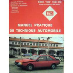 REVUE TECHNIQUE AUTOMOBILE RENAULT FUEGO TL / GTL-GTS Librairie Automobile SPE 3176420309812