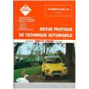REVUE TECHNIQUE AUTOMOBILE CITROEN DYANE 4/6