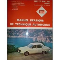 REVUE TECHNIQUE AUTOMOBILE RENAULT 12 TS (BERLINE-BREAK-AUTOMATIC) Librairie Automobile SPE 3176420302745