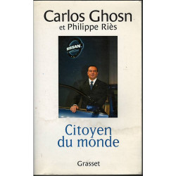 CARLOS GHOSN - CITOYEN DU MONDE Librairie Automobile SPE 9782246630913