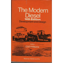 THE MODERN DIESEM - DEVELOPMENT AND DESING Librairie Automobile SPE 0408000759