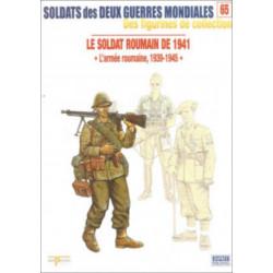 FIGURINES N°65 - LE SOLDAT ROUMAIN DE 1941 Librairie Automobile SPE OSPREY65