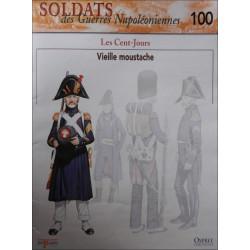LES CENT-JOURS - FASCICULE SOLDATS N°100