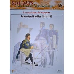 LES MARECHAUX DE NAPOLEON - FASCICULE SOLDATS N°55 Librairie Automobile SPE SOLDAT55