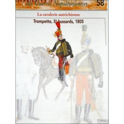 LA CAVALERIE AUTRICHIENNE - FASCICULE SOLDATS N°58 Librairie Automobile SPE SOLDAT58