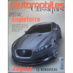 SPECIAL ANGLETERRE - AUTOMOBILES CLASSIQUES N°160 Librairie Automobile SPE AC160