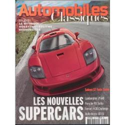AUTOMOBILES CLASSIQUES N°155 - LES NOUVELLES SUPERCARS