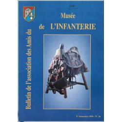 BULLETIN DE L'ASSOCIATION DES AMIS DU MUSEE DE L'INFANTERIE N°36 Librairie Automobile SPE MUSEE36