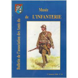 BULLETIN DE L'ASSOCIATION DES AMIS DU MUSEE DE L'INFANTERIE N°34 Librairie Automobile SPE musee34