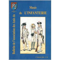 BULLETIN DE L'ASSOCIATION DES AMIS DU MUSEE DE L'INFANTERIE N°38 Librairie Automobile SPE musse38