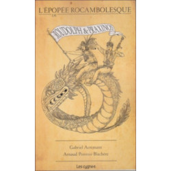 L'EPOPEE ROCAMBOLESQUE de Roudolph et Praxinos Librairie Automobile SPE 9782369442110