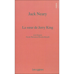 LA SOEUR DE JERRY KING de Jack Neary Librairie Automobile SPE 9782915459159