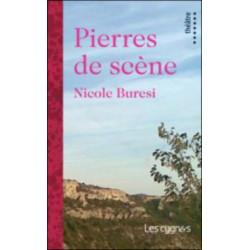 PIERRES DE SCENE de Nicole BURESI Librairie Automobile SPE 9782915459418