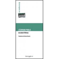 L'ECRIVAIN PUBLIC de Juliet O'BRIEN Librairie Automobile SPE 9782915459593