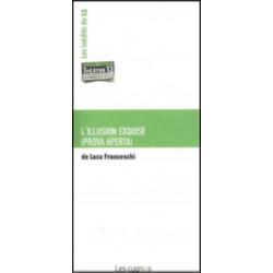 L'ILLUSION EXQUISE de Luca FRANCSESCHI Librairie Automobile SPE 9782915459364