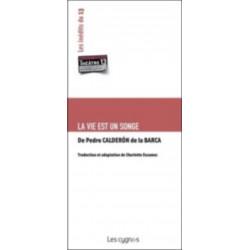 LA VIE EST UN SONGE de Pedro CALDERON DE LA BARCA Librairie Automobile SPE 9782915459630