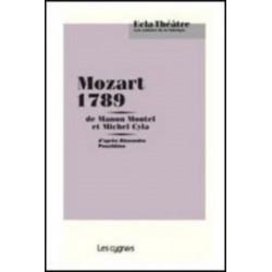 MOZART 1789 de Alexandre POUCHKINE Librairie Automobile SPE 9782915459753