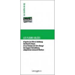 LES FLEURS GELEES de Henrik Ibsen & August Strindberg Librairie Automobile SPE 9782915459449