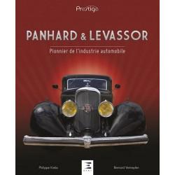 Panhard & Levassor - Pionnier de l'industrie automobile / Bernard Vermeylen / Editeur ETAI-9791028301408