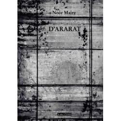 D'Ararat De Noée MAIRE Edition La tête à l'envers 9791092858143