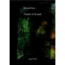 l'autre et la nuit De SESE BERNARD Edition La tête à l'envers Librairie Automobile SPE 9791092858075