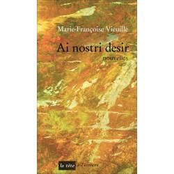 Ai nostri desir De VIEUILLE MARIE-FRANCOISE Edition La tête à l'envers 9791092858013