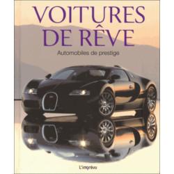 Voitures de rêve Librairie Automobile SPE 9791029504938