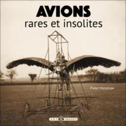 AVIONS RARES ET INSOLITES Librairie Automobile SPE 9782913952942