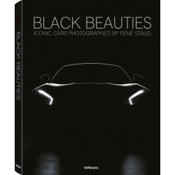 BLACK BEAUTIES : Iconic Cars Photographed by Rene Staud