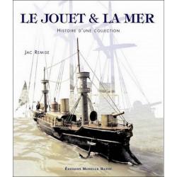 Le jouet et la mer histoire d 'une collection Librairie Automobile SPE 9782903824570