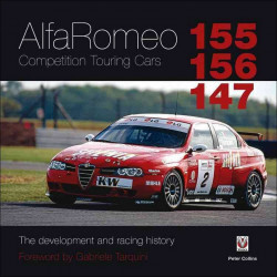 AALFA ROMEO 155 / 156 / 147 COMPETITION TOURING CARS